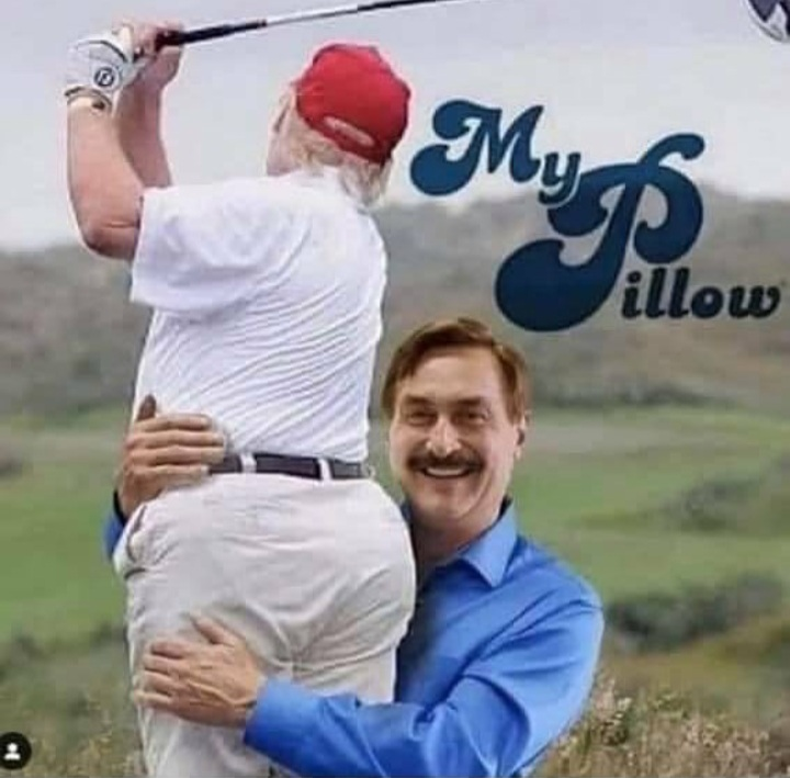 Replying to @Sony12Play: #MyPillowGuy #MyPillow