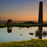 Image for the Tweet beginning: Bodim Moor, Cornwall Walks. England.