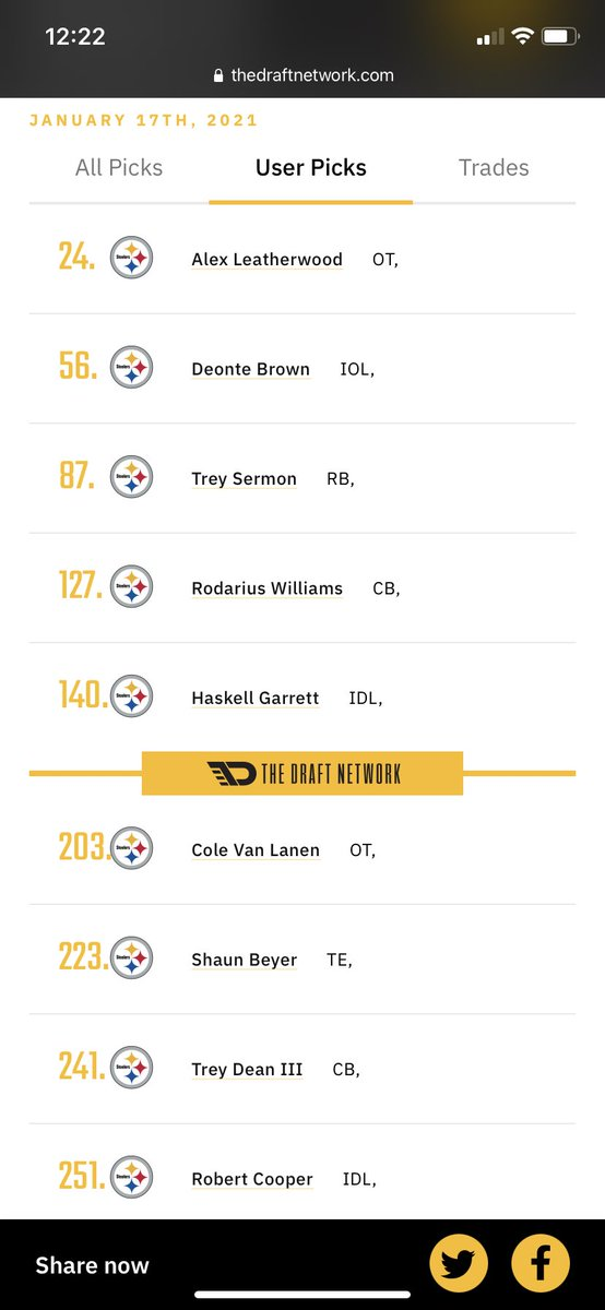 Thoughts?? #Steelers #HereWeGo