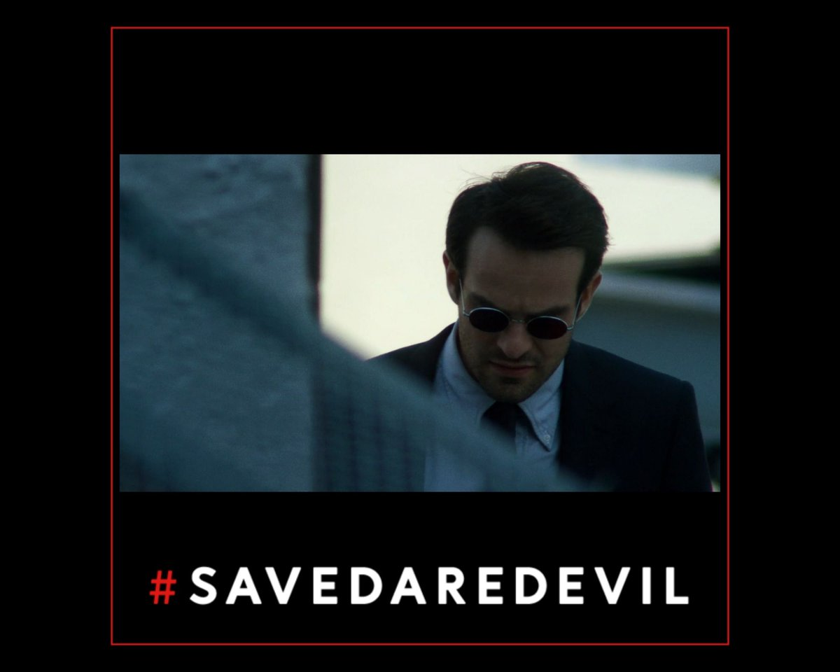 Replying to @Kristina4109: THIS ACTOR needs to return to THIS ROLE  #SaveDaredevil #CharlieCoxIsDaredevil