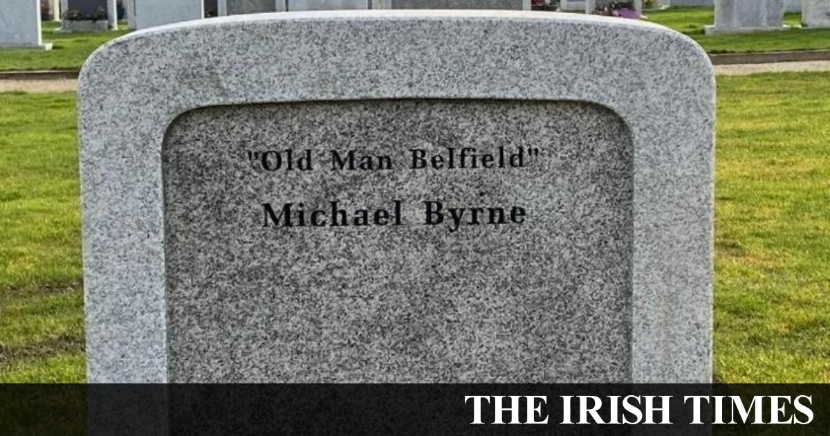 UCD's homeless man 'Old Man Belfield' gifted final resting place Dublin cemetery dona... https://t.co/YPS2gkadh7 #homeless #ucd's https://t.co/Pd3KaPowgY