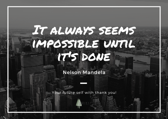 No matter the goal, the only way to get there is one step at a time! #invest #investing #investinginyourself #success #wealth #money #finance #motivation #growth #realestate #stocks #passiveincome #debtfree #financialfreedom #veterans #veteranowned #veteransupport #follow