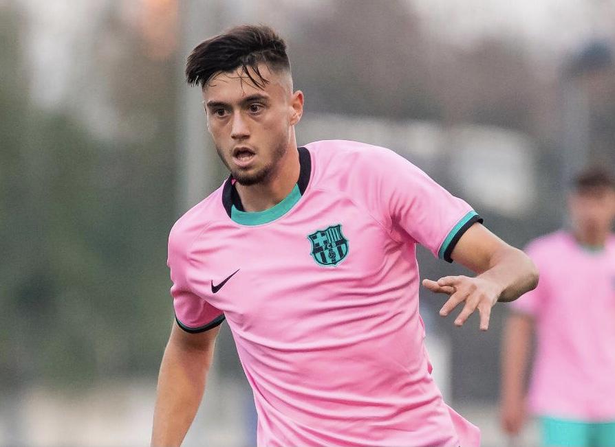 💪 El jugador del Juvenil A, Jaume Jardí , ha debutat amb el Barça B en el partit davant el Nàstic   💪 El jugador del Juvenil A, Jaume Jardí, ha debutado con el Barça B en la derrota ante el Nástic (3-1)  👏 Enhorabona, Jaume! ¡Felicidades, Jaume!  #ForçaBarça 💙❤️