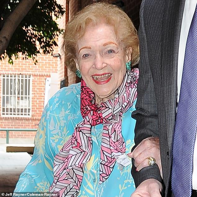 Happy 99th Birthday to the Galaxy's Comedy Queen  #HappyBirthdayBettyWhite