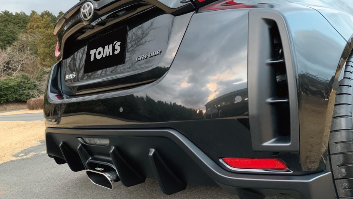 TOM'S #GRヤリス コンプリートx @TakamotoKatsutaラリードライバー #勝田貴元 選手と#TomsRacing でGRヤリス開発開始しました!今後にご期待ください🙂 <詳しくは↓こちら>#GRYaris #トムス #TK18