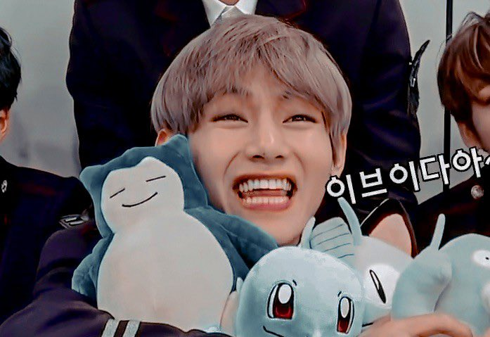 TAEHYUNG YOU ARE PERFECT