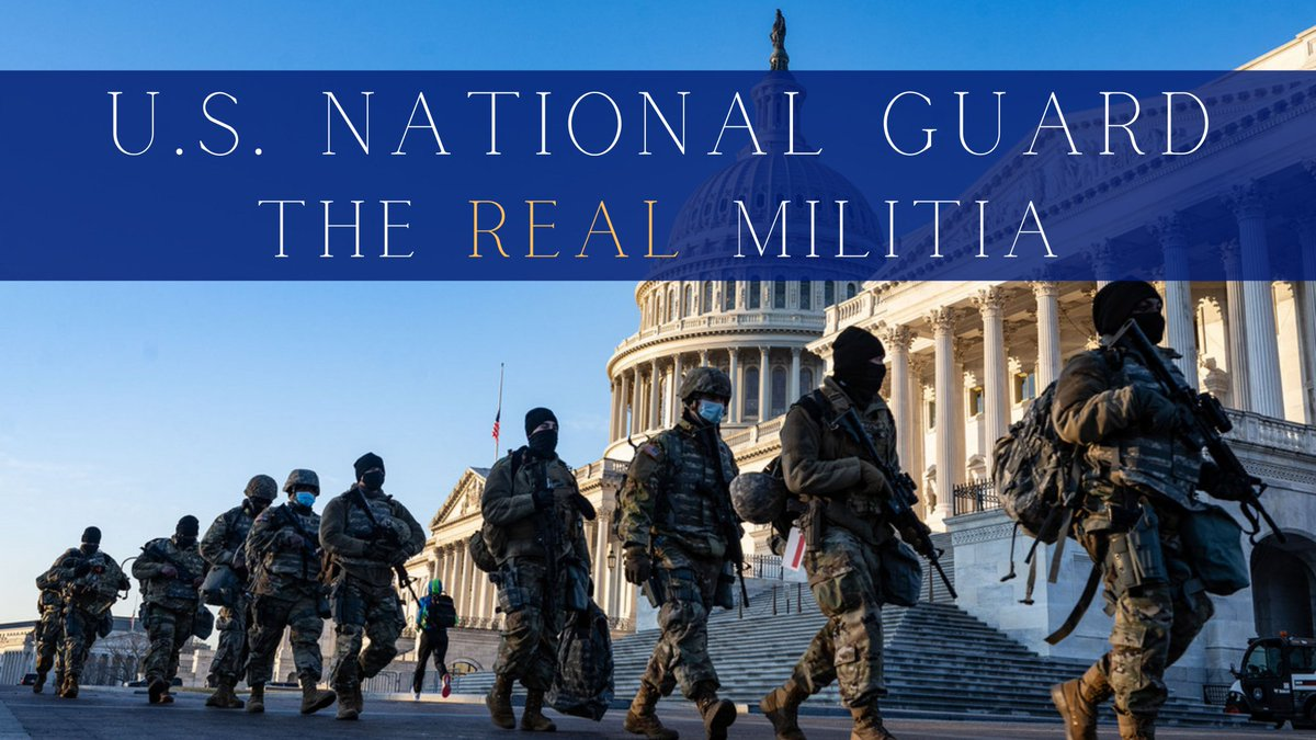Thank you to all of the National Guard troops for keeping the peace at our Capitol and for keeping our new President safe.  #InaugurationDay2021 #ONEV1