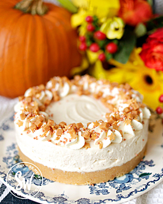I love pumpkin spice! It's pumpkin spice season and that means it's time to enjoy this gorgeous no bake pumpkin spice cheesecake. It's a smooth fridge bake cheesecake made with all the iconic flavours of the classic pumpkin pie. Find the recipe here... https://t.co/fLcp0nyatH https://t.co/oMX6Q5rbCc