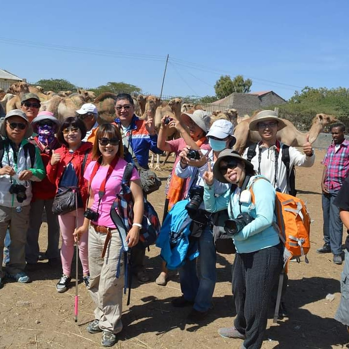 Horn of Africa has a lot to offer, from rich culture & historic attractions. Thanks to the Taiwan group tourists for thier visit to Somaliland, Djibouti and Somalia as a combined 16 days tour. Don't miss our offer and visit: https://visithornafrica. #travel #Europe #USA #Taiwan