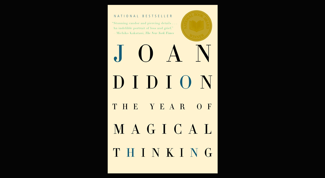For the #widows:  I'm reading The Year Of Magical Thinking by #JoanDidion. For me it's captured so much of my psyche throughout this last year of loss. Would recommend it. #loveandloss #bereavement #lifeafterdeath #women #husbandandwife #BookRecommendations