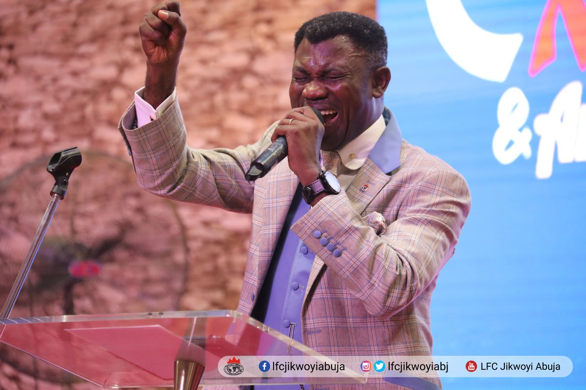 As the mark of exemption comes on you today, every evil targeted at you returns back to the sender right now in Jesus mighty name !!!!  #Day14  #21daysofprayerandfasting  #TurnaroundEra