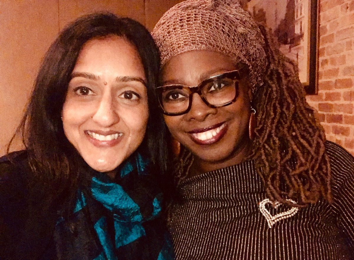 Congratulations @vanitaguptaCR! I'm so excited about you joining the Biden team to help lead the  Department of Justice. This was an excellent choice. @BlackVotersMtr This appointment gives me so much hope.