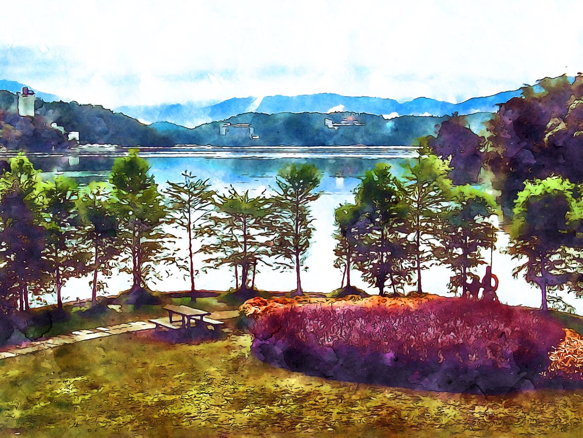 One of my favorite destinations for bicycling is Taiwan. This is a look back at Sun Moon Lake, a bucolic green space where I gleefully pedaled. #Taiwan