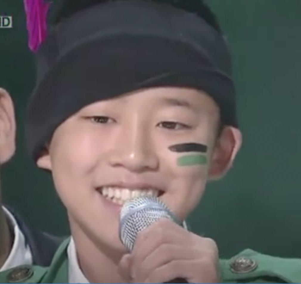 he has always had that same beautiful smile with his cute dimples😭  #HANBIN #BI #김한빈 #비아이