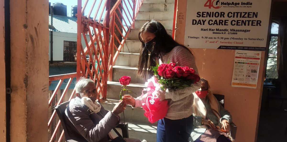 Every act of kindness makes a difference 😊. #Eldercare #LeaveNoOneBehind #ShowEldersUCare #BlanketOfHumanity #SundayThoughts #elderly #SENIOR #MotivationalQuotes