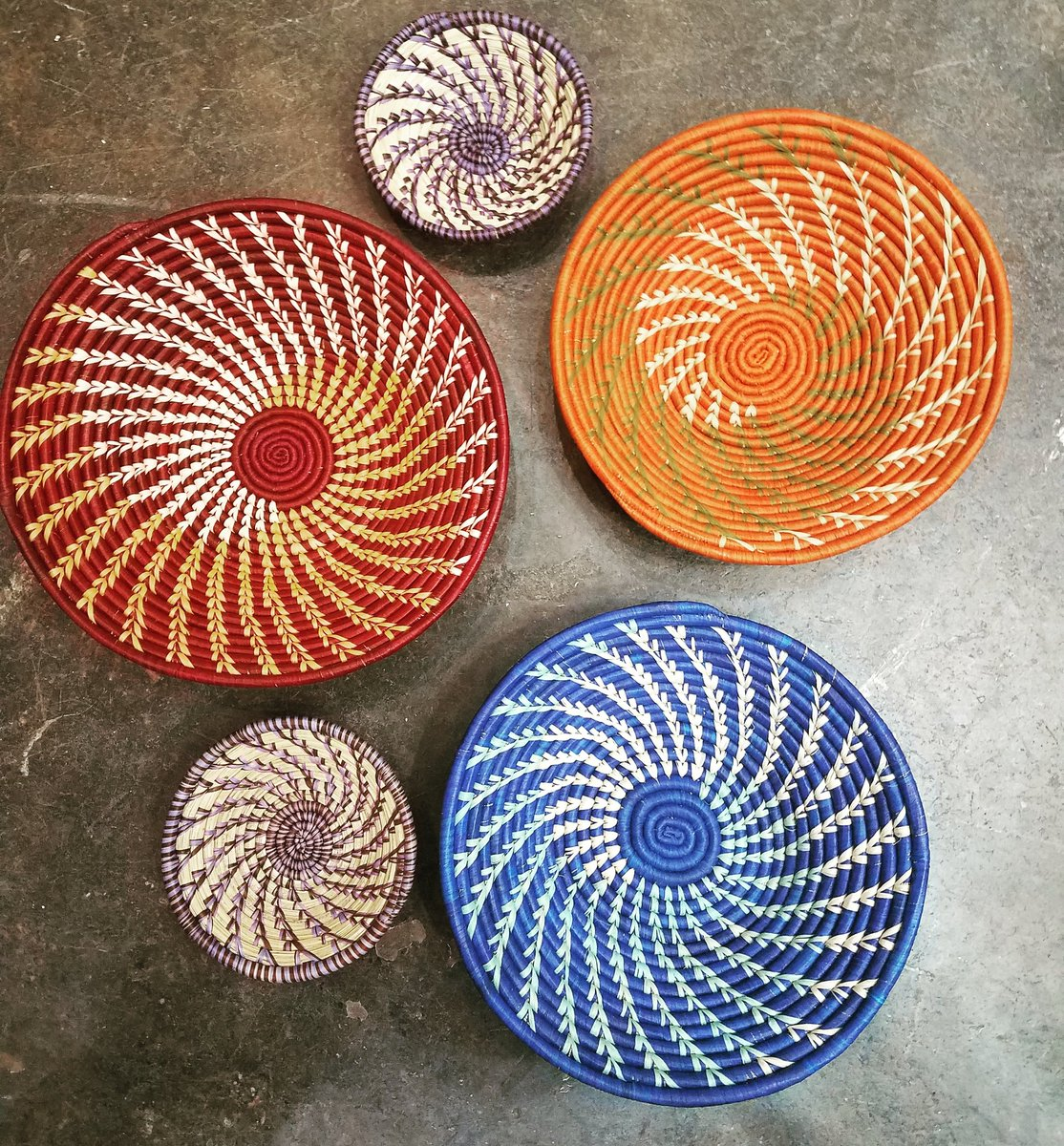 Add some color and style to make your statement. . . #style #statement #basket #handmade #makers #supportsmallbusinesses #stayhealthy #shopsmall #amarillo #bushland #6thstreet #unexpected