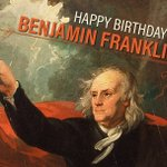 Happy birthday to Benjamin Franklin, a pioneer of modern electricity. Did you know Franklin coined terms like 'charge' and 'battery' during his electrical experiments?