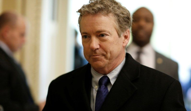 Rand Paul warns 1/3rd of Republicans will leave party if GOP senators back impeachment