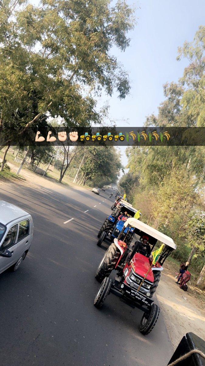 #Tractor2Twitter #FasalBima4SafalKisan #tractortotwitter