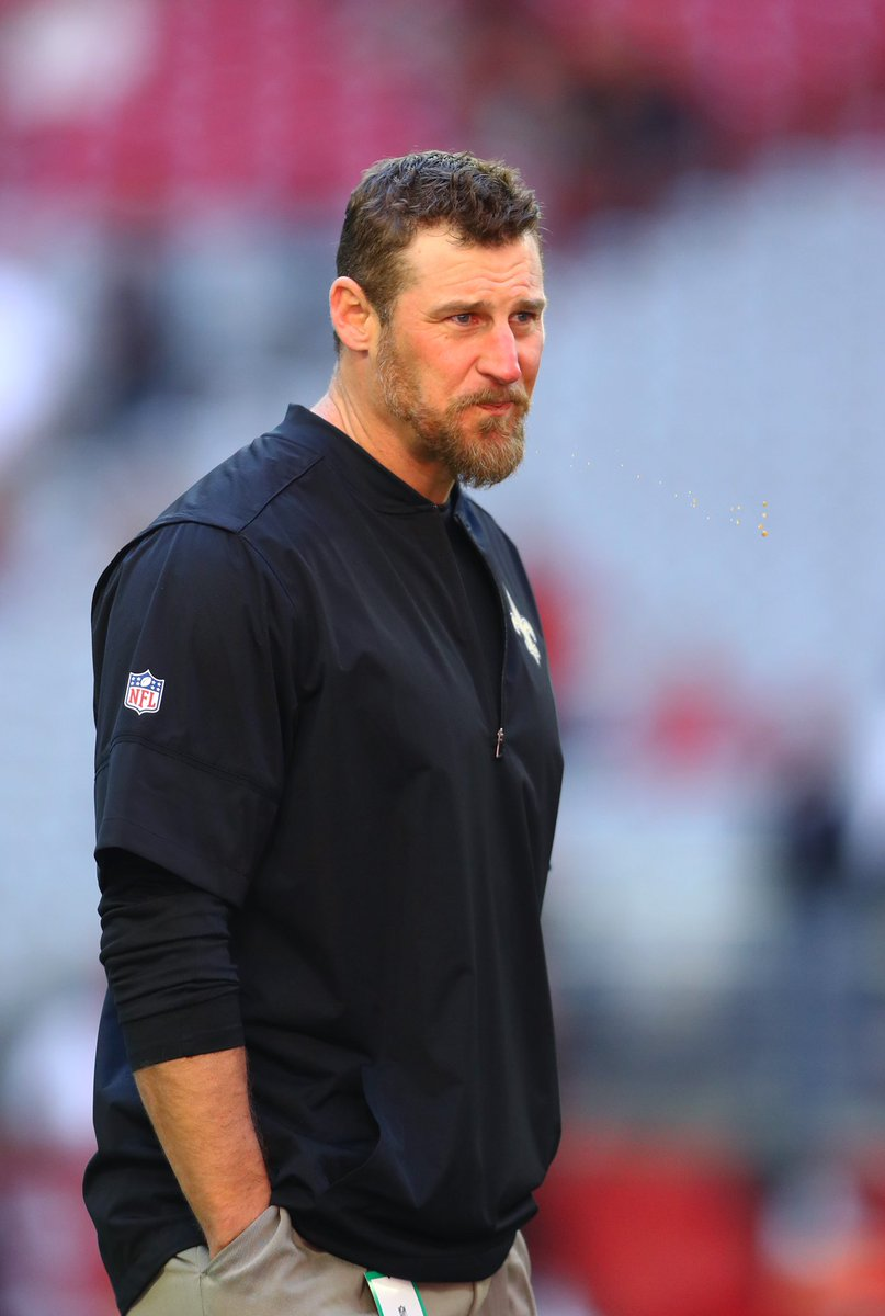 I'm excited for Dan Campbell! Excited for what staff he assembles! Always give the guy a chance. We've hired the hottest name on the market it hasn't worked. Sometimes under the radar signings provide great results. #OnePride https://t.co/rZk2qCGD5G