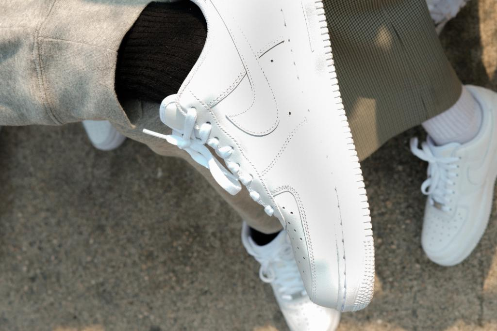Keep a pair close 💯 #Nike AF1 Low available online & in-store.  Shop: