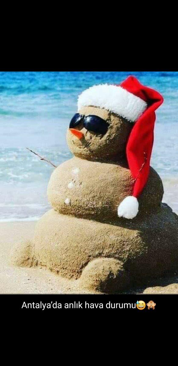 Antalya'da kar yagmayinca.... 😂😛😜😝🤑  #karyağıyor #90sLove #halkb #thyao #tuprs #garan #krdmd #hekts #kar #ankara #antalya