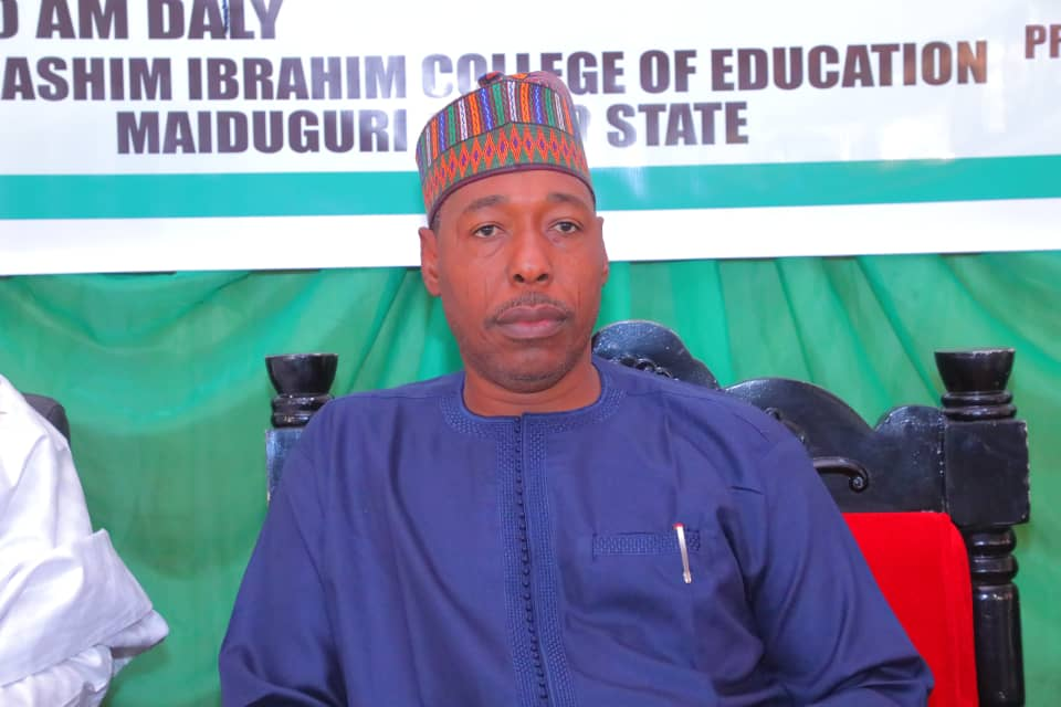 Scholarship: @ProfZulum pays 23,776 Borno tertiary students with N624m  ... Students start getting alert