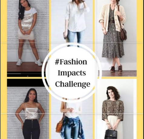 We're kicking off the ReWear #fashionimpactschallenge in Feb. Rewear, repurpose and restyle the clothes you have for 3 months! Join us in this virtual clothing challenge - follow along and tag us on  #MCMW #fashionimpactschallenge