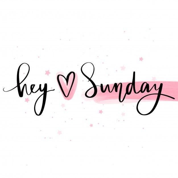 #SundayMorning #SundayVibes #HappySunday