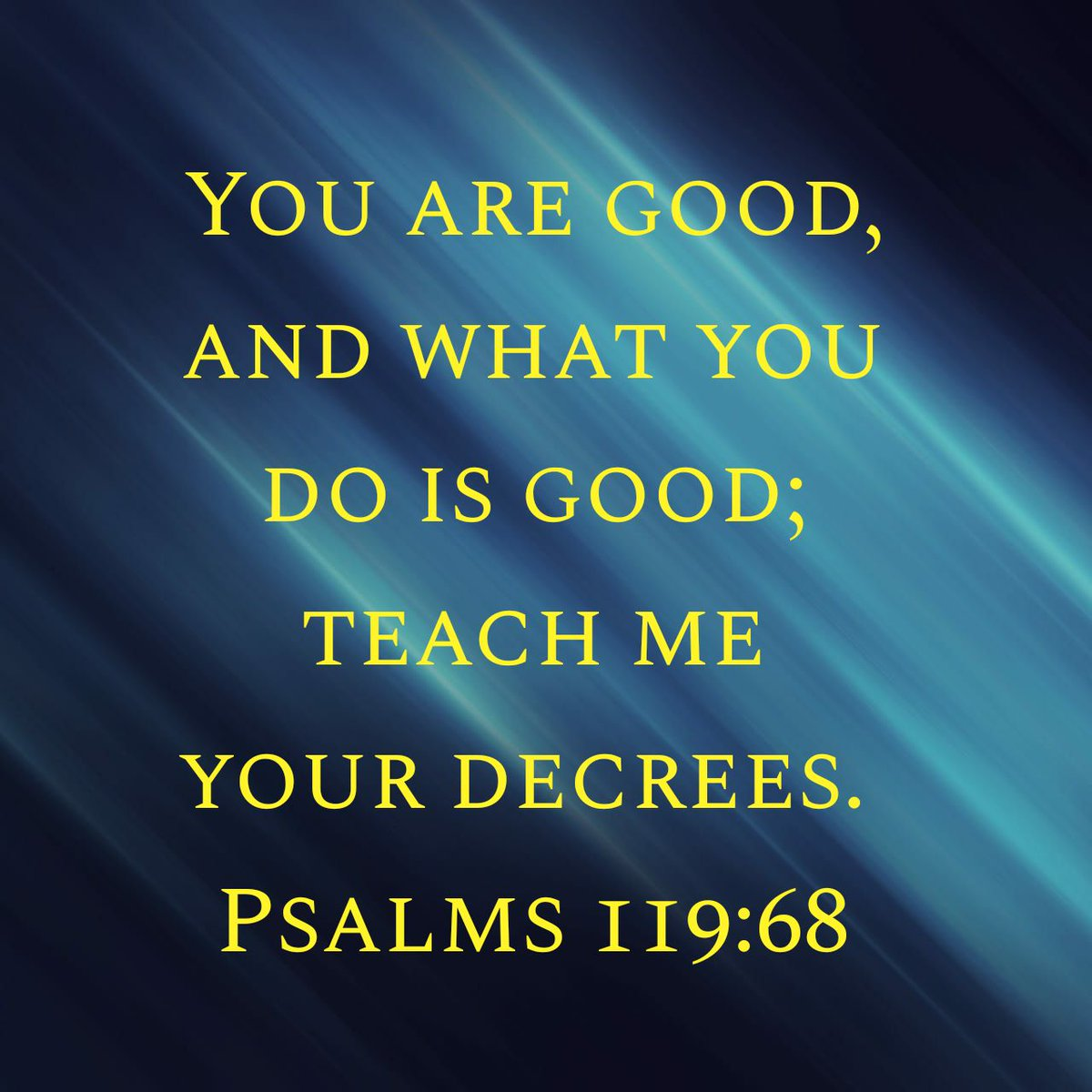 We learn what is good from God, not the world  or man.  #SundayMorning  #scripture  #TrumpTreason  #TedCoup  #FranklinGraham  #pence  #bible  #believeit  #theCursebook