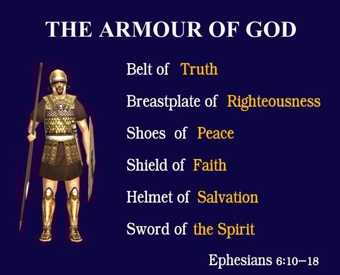 Never cower to evil  JESUS already won  Stand faithful with righteous boldness defending truth  #ArmorUp