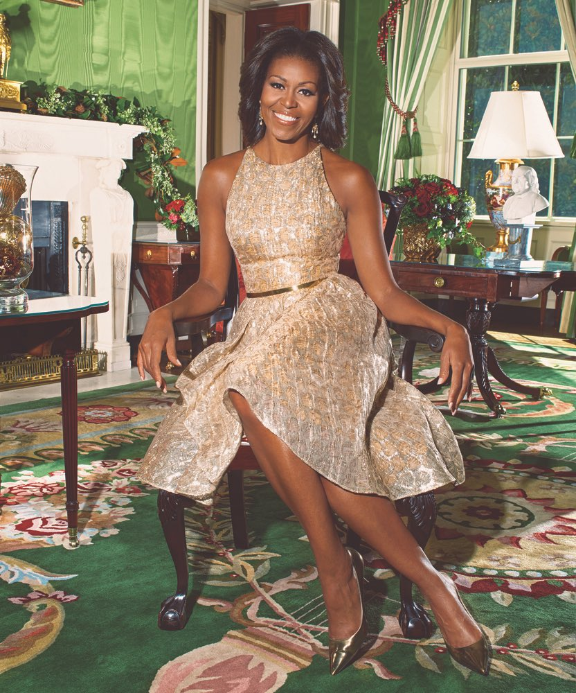 """""""Success isn't about how much money you make, it's about the difference you make in people's lives.""""  @michelleobama ♥️  Happy birthday to our sister Michelle Obama!!!  #SHEready #MichelleObama #FLOTUS #ForeverFLOTUS #HappyBirthday #BlackGirlMagic #SundayVibes #VictorySunday"""