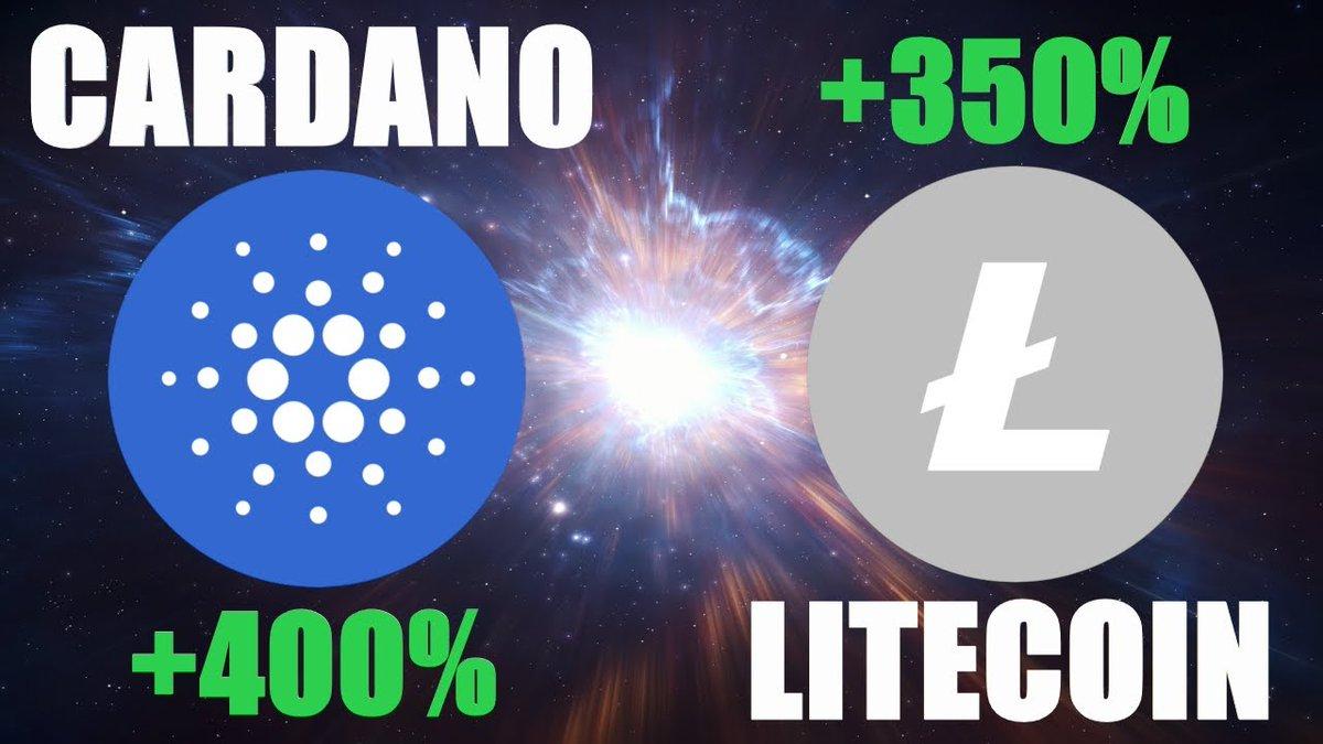 #Big #News for #Cardano (#ADA) + #Litecoin (#Ltc) | #Bullish #Crypto #Analysis  https://t.co/kKPQnCmehj  #Blockchain #Videos #Vlog #YouTube https://t.co/cQYgbdR8Rz
