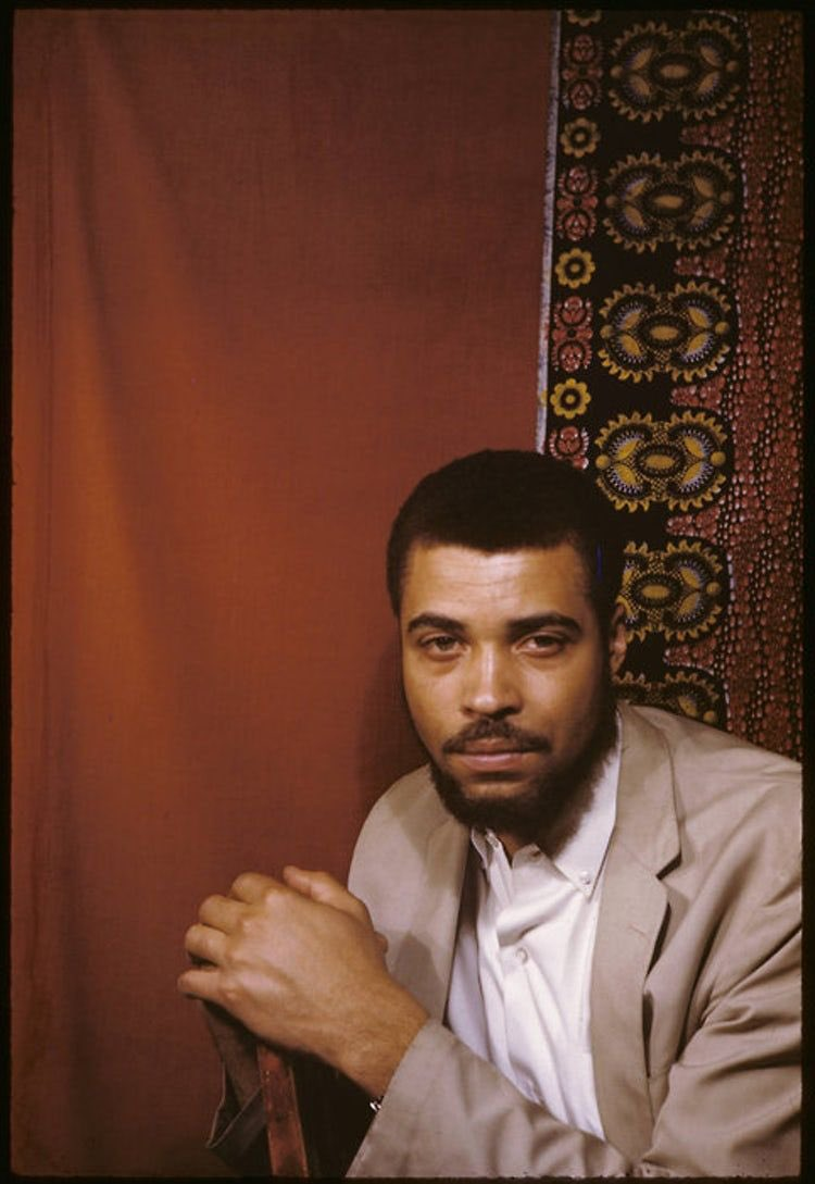 Let's have a moment for young James Earl Jones 🥰 (Happy 90th Birthday) https://t.co/dHkosMQa32