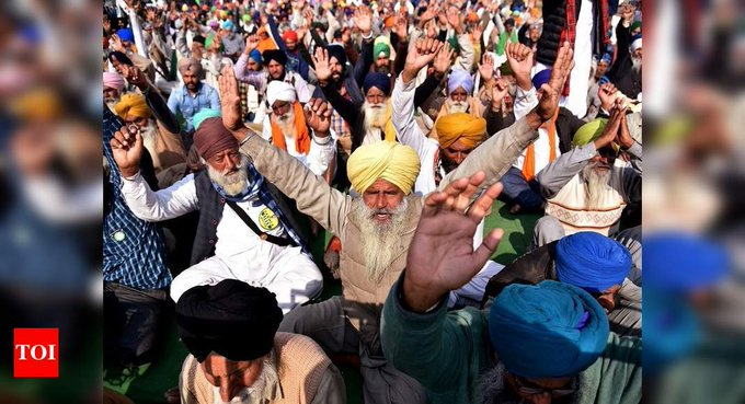 Farmer unions say they will go ahead with tractor march in Delhi on Republic Day