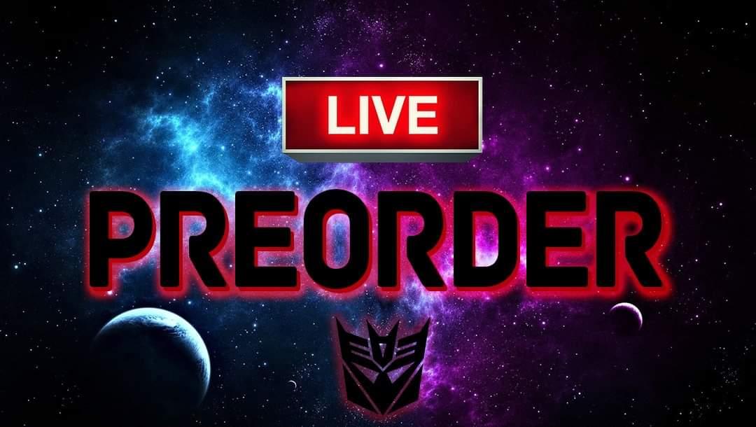 Live mercredi à 16h30 sur notre page Facebook.  30 minutes avant la précommande de notre #Megatron, nous échangeons avec vous. Soyez nombreux !