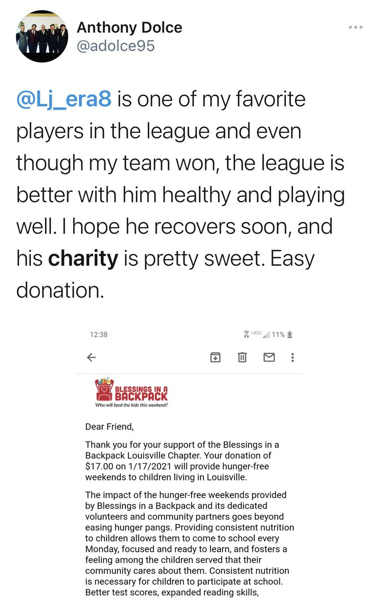 Buffalo Bills Fans Donate to Lamar Jackson's Favorite Charity After Injury