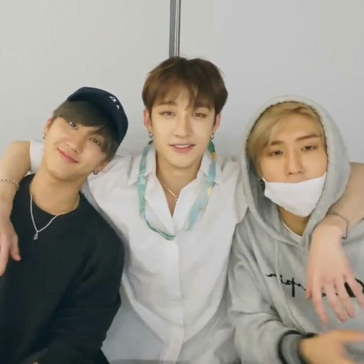 They are meant to be together 4 YEARS WITH 3RACHA #3RACHA_4Years_Anniversary #StrayKids #스트레이키즈  @Stray_Kids