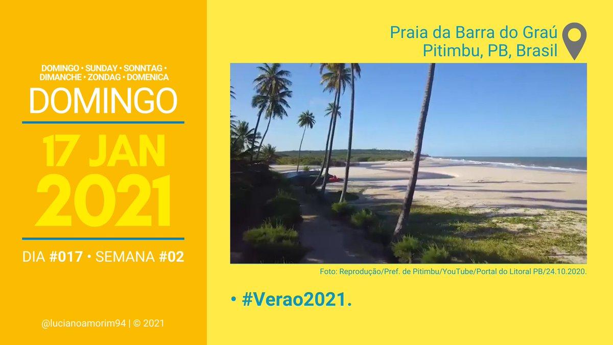 Boa tarde.  #calendar #Verao2021 #summer
