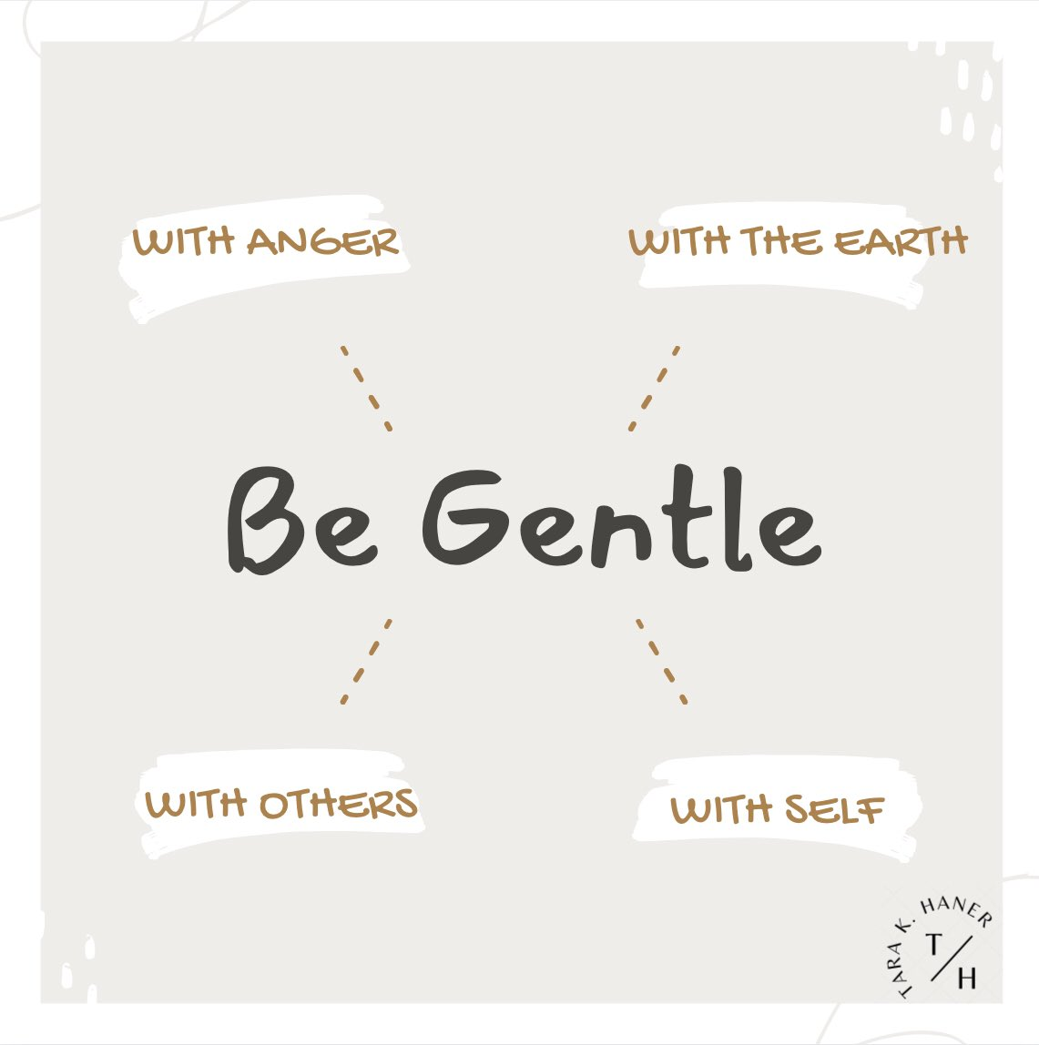 The human heart becomes softened by hearing of instances of gentleness and consideration. -Plutarch  #sundayvibes