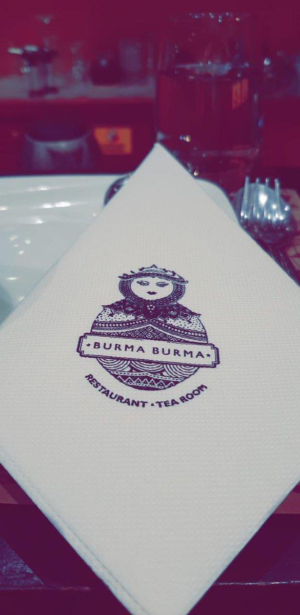 This place is worth going to always🍲🍲👌 @burmaburmaindia @dlf_cyberhub   Awesome Burmese Cusines and Soups!                                                            #sundayvibes😊