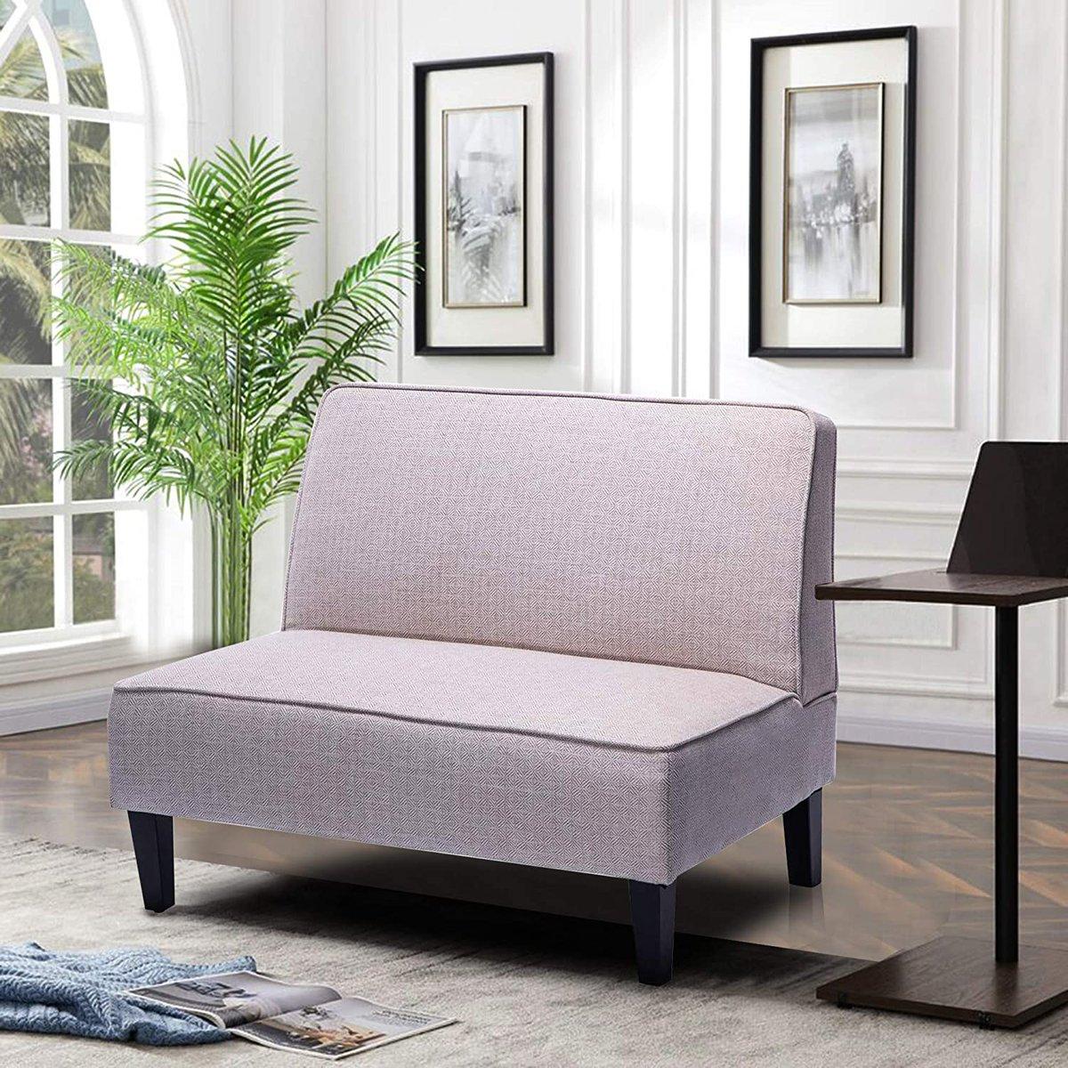 Sharing beautiful #loveseat #settee #Amazon👉… #Loaf #Couch #cosy #relax #interiordesign #bench #sofa #design #furniture #livingroom #dinningroom #interior #interiorandliving #homeandliving #SundayThoughts #Sundaymotivation #home #Sundaymorning #Sundayvibe