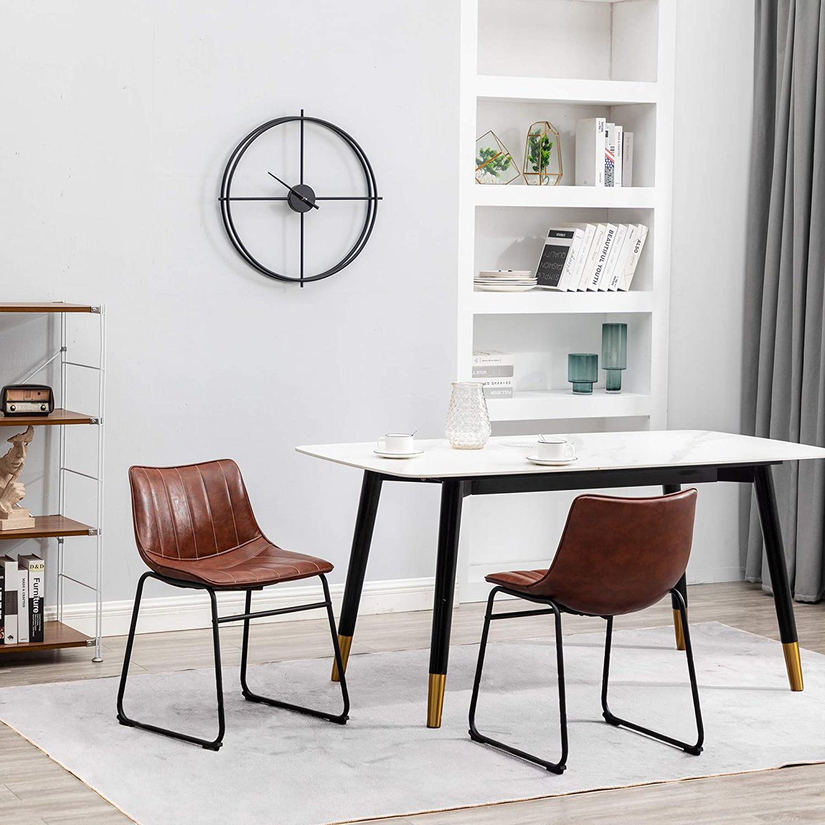 Sharing #PU #Leather #dining #chair #barstools for #home #kitchen #Amazon👉 #metalfurnitures #metalchair #interiordesign #moderndesign #decorationideas #blog #furniture #bar #chair #SundayThoughts #SundayMotivation #SundayWisdom #Sundaymorning