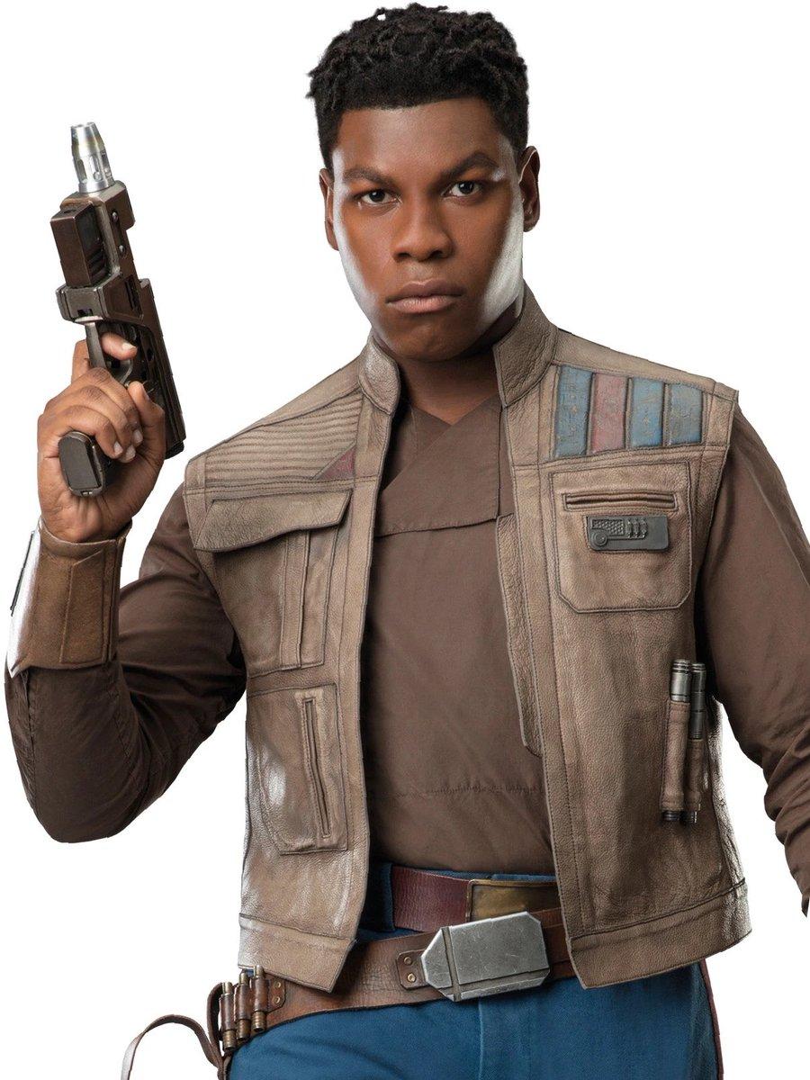 Finn from Star Wars hates Facists! #FuckFacism #ACAB #DumpTrump #BlackLivesMatter #StarWars #Finn