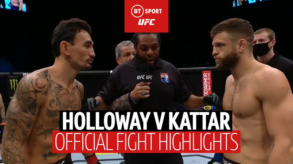 What a way to start a new year of UFC action 😍  Max Holloway reached another level, Calvin Kattar proved he's got no quit in him...  Grab the popcorn and enjoy these fight highlights right here 🔥  #UFCFightIsland