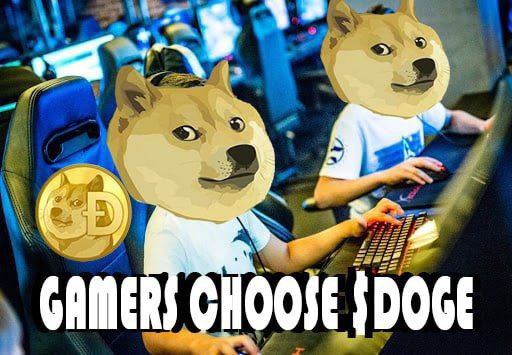 Should @Twitch use #dogecoin as a payment service? 100% yes! Let's ask popular streamers about $DOGE and its role in game industry. Do #streamers want to get payments in $DOGE #crypto? What about triple gains (from $10000 to $30000) for a week? Go ahead and ask! #bitcoin #twitch