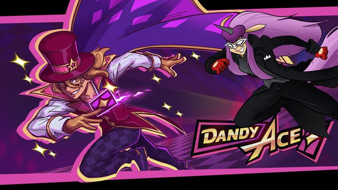 New Joke Dandy Ace is so addictive and I haven't been playng it off stream I swear! We are playing more
