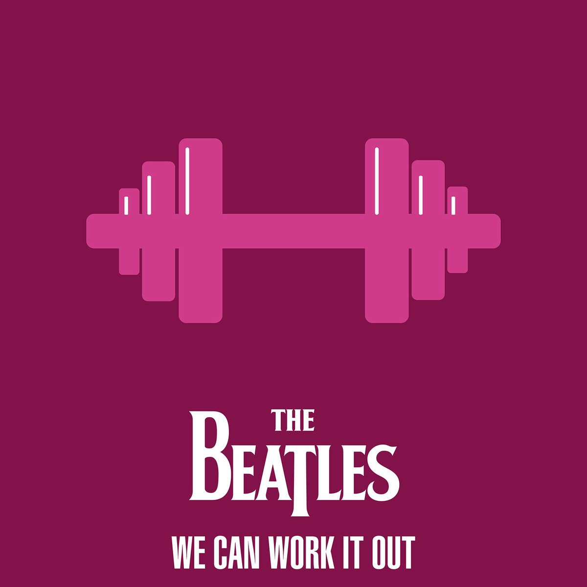 These days, it might feel a little harder than normal to get a proper exercise routine going but perhaps We Can Work It Out - with some help from our new playlist. What Beatles songs do you like working out to?