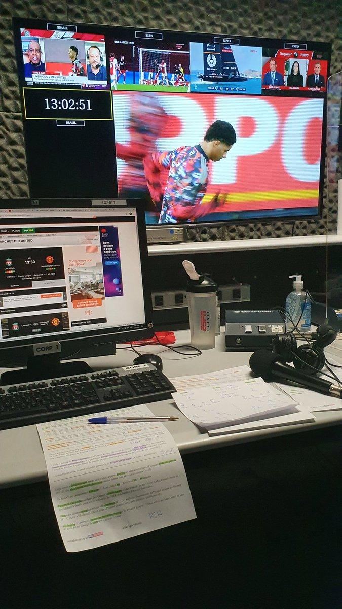 Paulo Andrade On Twitter Que Seja Um Grande Classico Para Todos Nos Liverpool X Man United Ao Vivo Na Espn Brasil Comigo Gianoddi Simonapito E Ngedra Maior Jogo Da Inglaterra Vale Lideranca