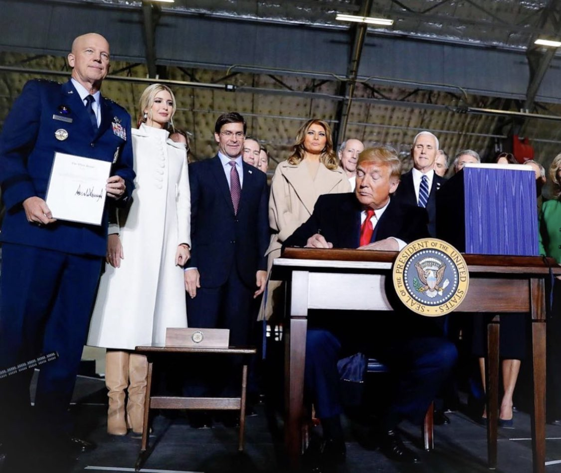 ☑️GOP Tax Cuts & Jobs Act of 2017 created the first National Paid Family Leave tax credit for ppl earning $72K or less  ☑️In 2019 POTUS secured 12 weeks of Paid Parental Leave for the federal civilian workforce, ensuring the country's largest employer led by example
